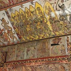 Kertha Gosa Pavilion