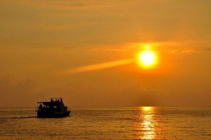harga tiket Kota Kinabalu Sunset Cruise