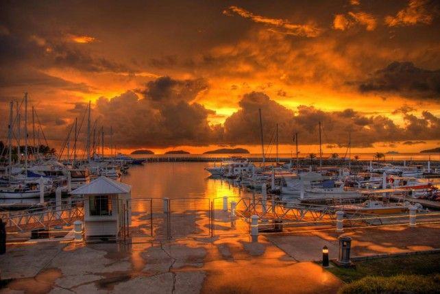 Kota Kinabalu Sunset Cruise