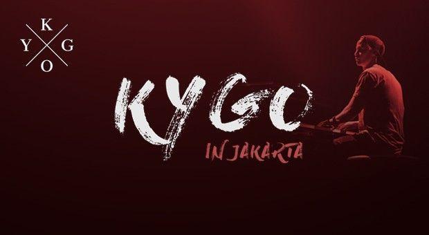 harga tiket KYGO IN Jakarta 2018