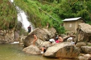 Air Terjun Air Dingin