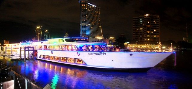 Luxury Dinner Cruise by Grand Pearl