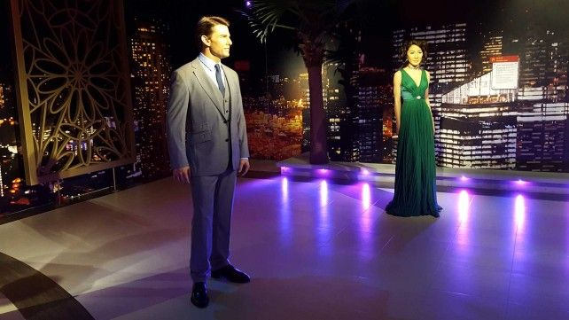Madame Tussauds E-Voucher with IOS Live Admission and Spirit of Singapore Boat Ride
