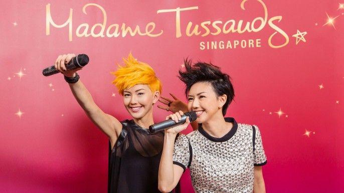 harga tiket Madame Tussauds™ Singapore