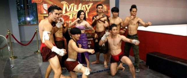 Muay Thai Live Show - Admission Only (Asia (Include Thai) / Except Japan Korea)