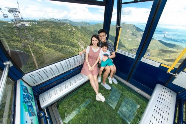 Ngong Ping 360 Fun Pass with Round Trip Cable Car