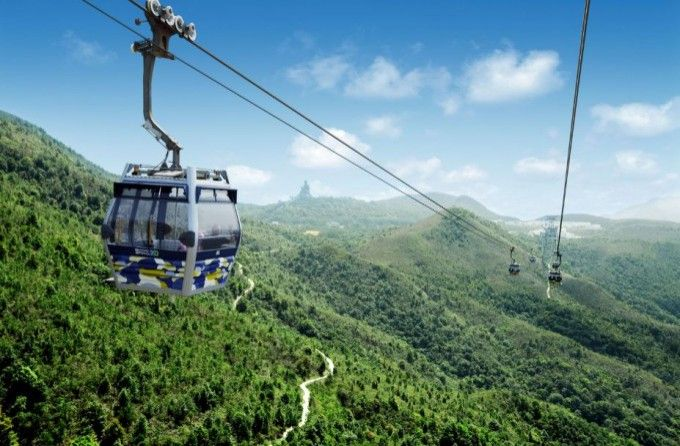 harga tiket Ngong Ping 360 Lantau Culture and Heritage Insight Tour