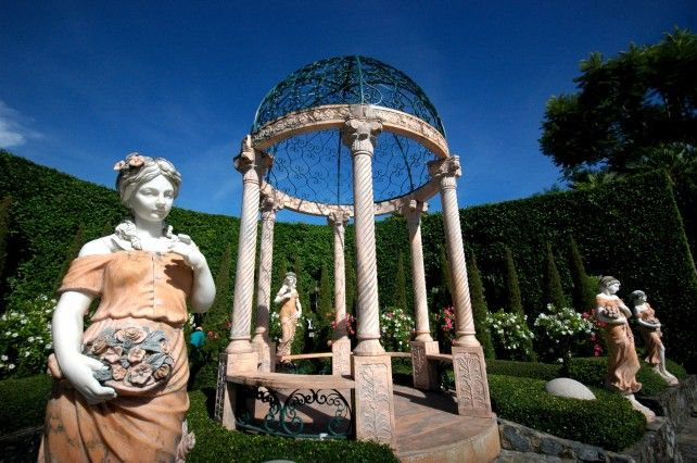 Nong Nooch Tropical Garden with Round Trip Transfer (Asia (Except Japan, Israel, Iran))