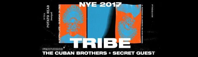 harga tiket NYE 2017 TRIBE BALI