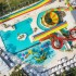 One-day Splash Waterpark Bali Admission Ticket
