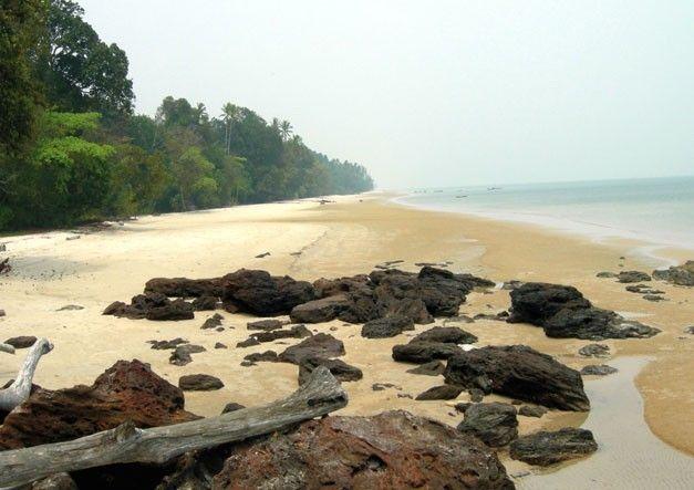 Pantai Air Mas