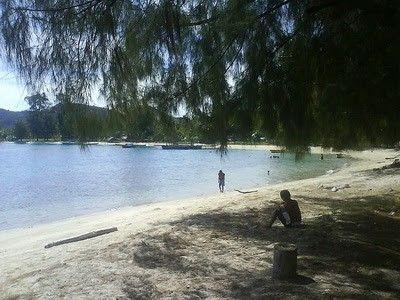 Pantai Bolihutuo / Pantai Boalemo Indah