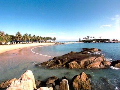 Pantai Parai Tenggiri