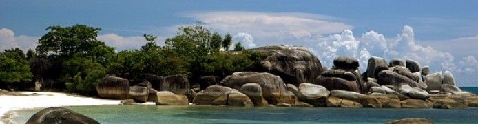 Pulau Punai Beach