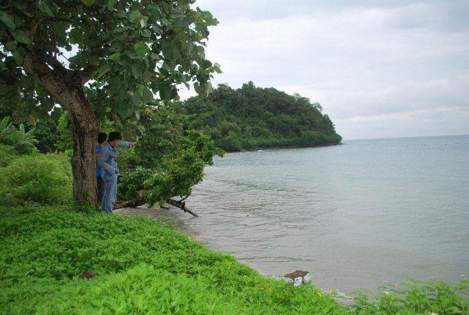 Pantai Wartawan Kalianda