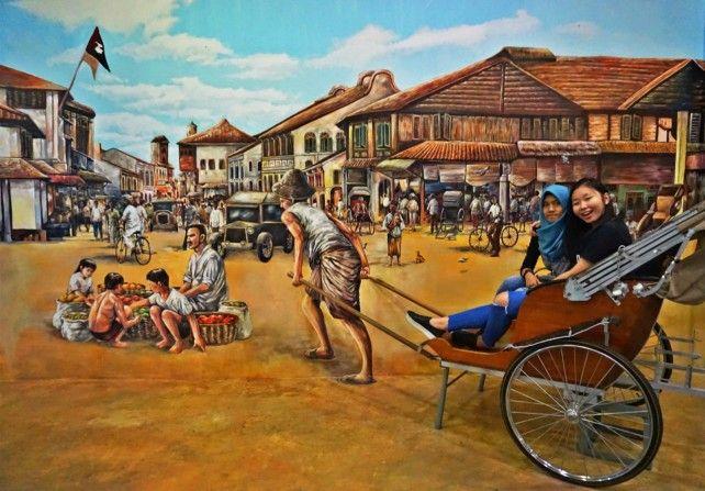 Penang 3D Trick Art Museum Admission Ticket