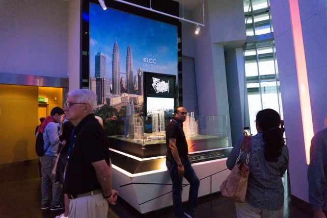 Petronas Twin Towers E-ticket