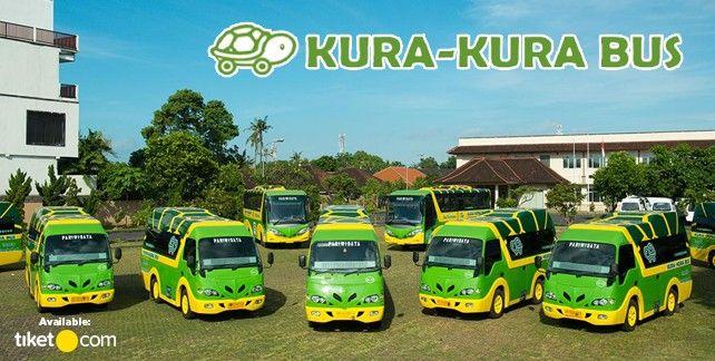 harga tiket Public Shuttle Bus Kura Kura Bali