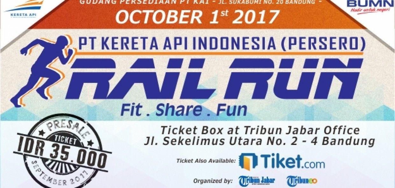 Rail Run - Fit Share Fun