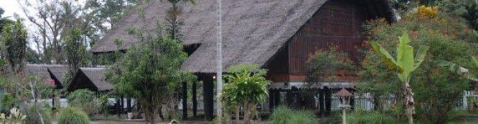 Rumah adat Cut Nyak Meutia