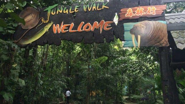 Safari World & Marine Park Admission Ticket
