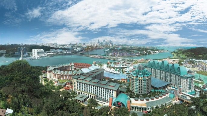 harga tiket Sentosa Tiger Sky Tower E-voucher
