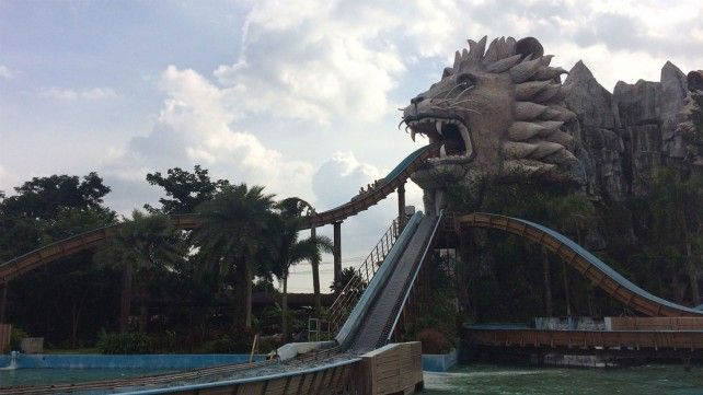 Siam Park Admission Ticket with Buffet Lunch