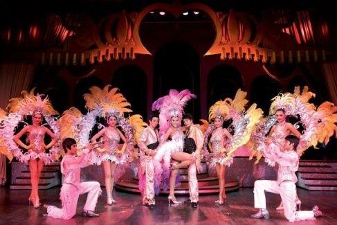 harga tiket Simon Cabaret Show Ticket
