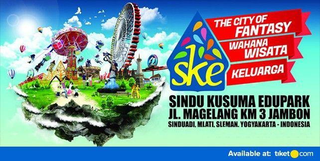 harga tiket Sindu Kusuma Edupark Yogyakarta