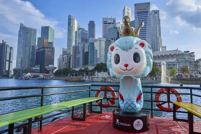 harga tiket Singapore River Cruise by WaterB