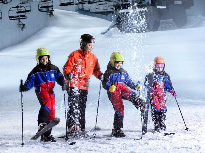 harga tiket Ski Dubai Ski Slope Session Pass
