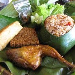 Menu at Kafe Betawi
