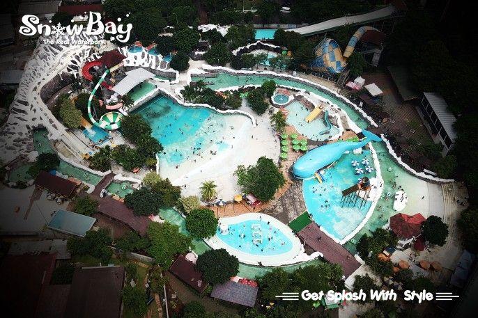 harga tiket SnowBay Waterpark TMII - Jakarta