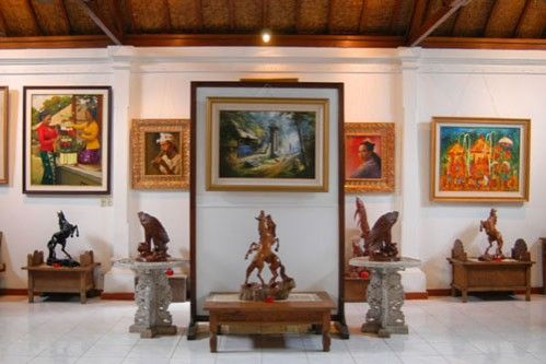 Nyoman Sumerta Fine Arts Gallery