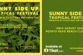 Sunny Side Up Festival 2016