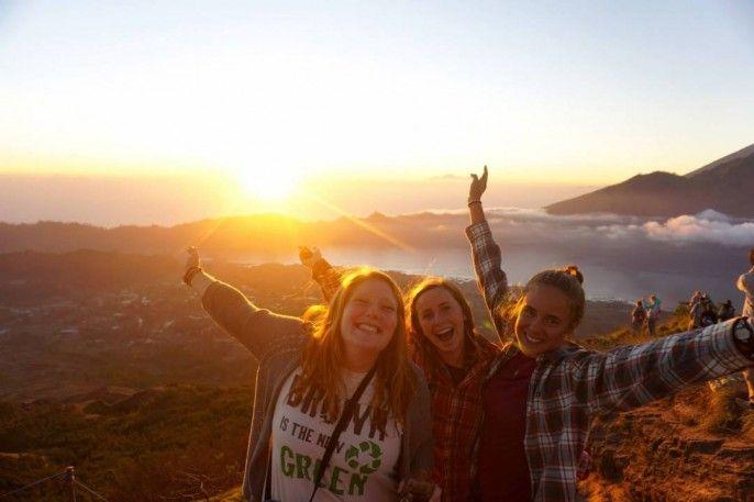 harga tiket Sunrise Trekking at Mount Batur