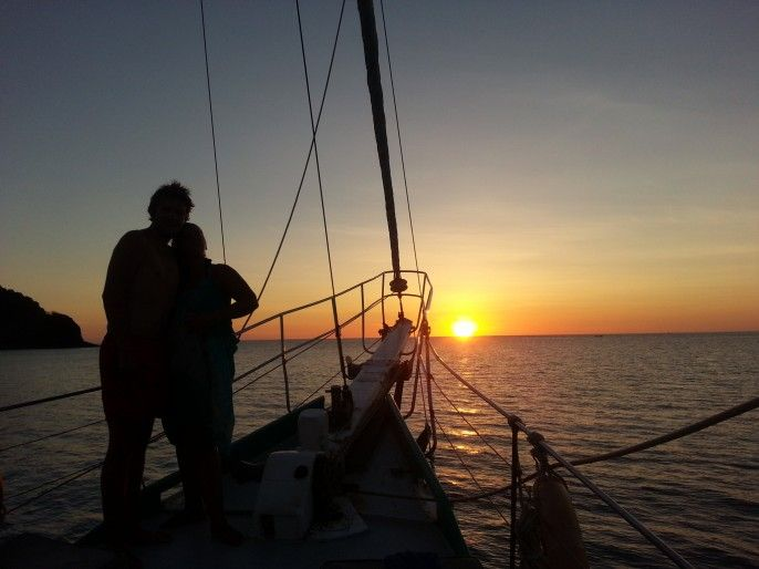 harga tiket Sunset Dinner Cruise with BBQ Dinner & Open Bar in Langkawi