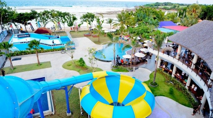 harga tiket Surf and Turf in Nusa Dua Beach