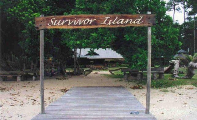 Survivor Island 2 Days Package Tour