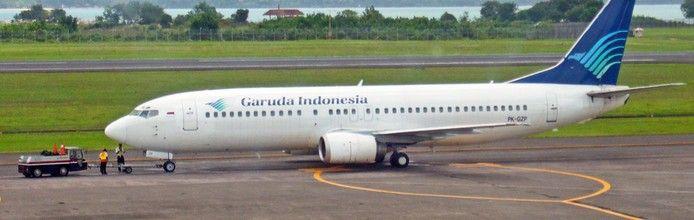 Garuda Indonesia Airline's Office Yogyakarta