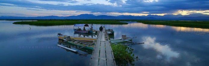 Lake Limboto Gorontalo