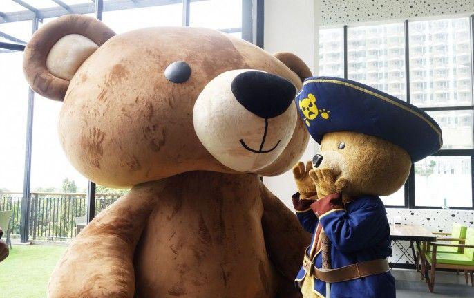 harga tiket Teddy Bear Museum Admission