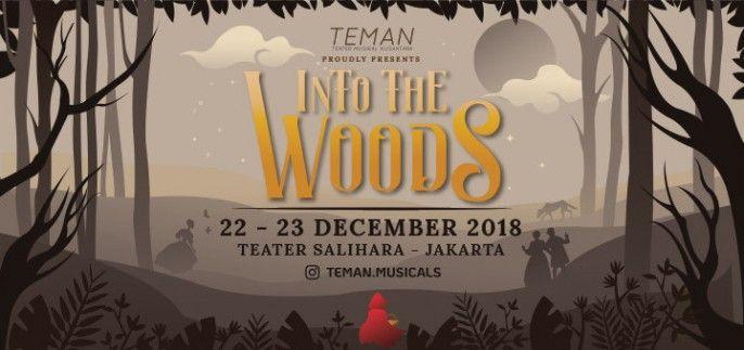 harga tiket TEMAN presents: Into the Woods (Show 2)