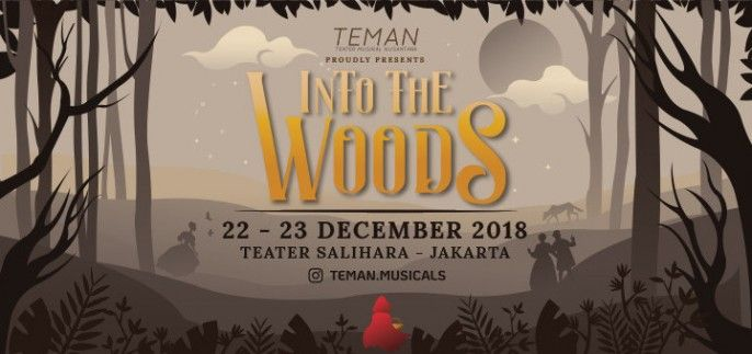 harga tiket TEMAN presents: Into the Woods (Show 3)