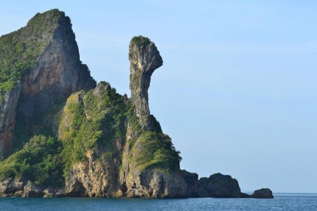 Tour of Poda, Tup, Chicken Islands, and Phra Nang Cave by Speedboat or Long Tail Boat (Join Tour)