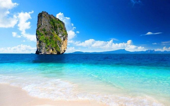harga tiket Tour of Poda, Tup, Chicken Islands, and Phra Nang Cave by Speedboat or Long Tail Boat (Join Tour)