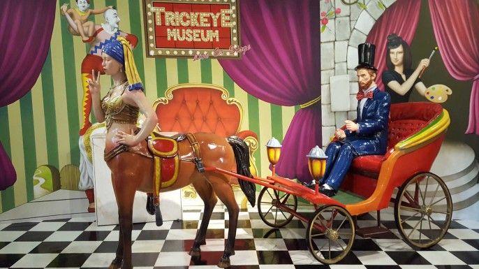 harga tiket Trick Eye Museum Singapore