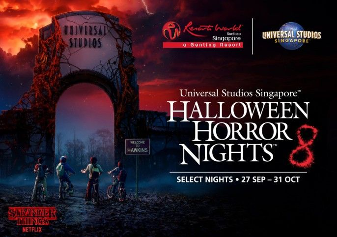 harga tiket Universal Studios Singapore Halloween Horror Nights™ 8