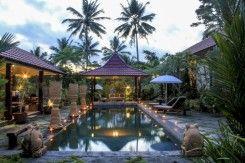 Villa Padi Cangkringan Yogyakarta