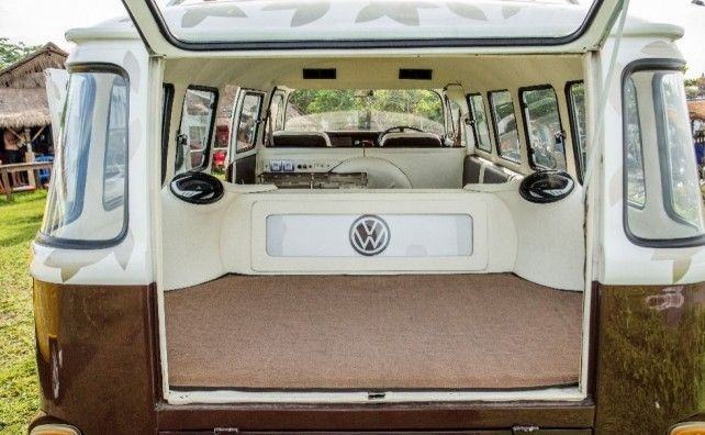VW Kombi Cocktail Safari